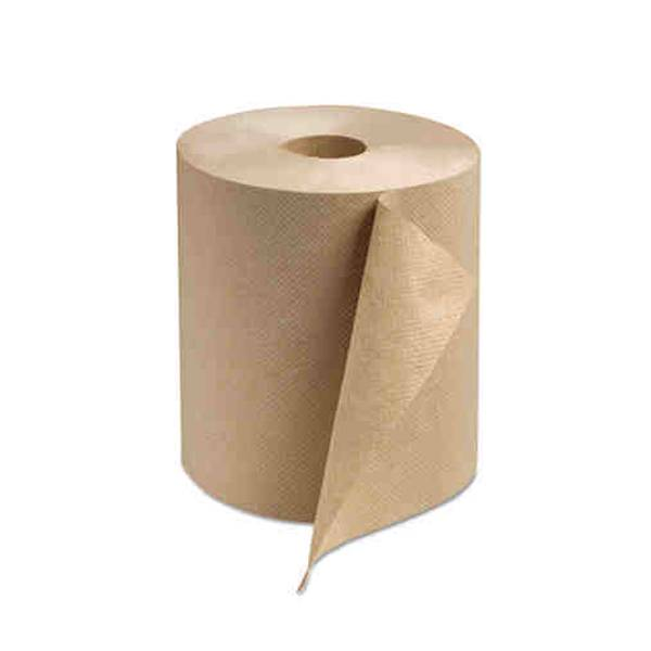 Naturale 2ply Brown Paper Towel Roll The Green Grocer Manila