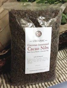 Organic Coconut Cacao Nibs (500 grams)